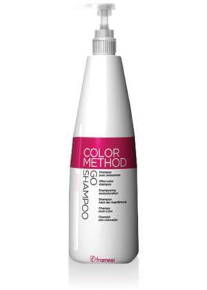 شامپوي تثبيت كننده رنگ کالر متد ShampooGo