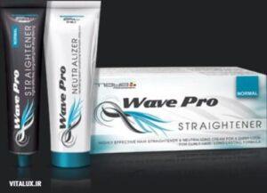کرم صاف کننده قوی موهای فر ویوپرو مایا