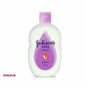 لوسیون بدن کودک حاوی ویتامین E جکسون jaksonbaby