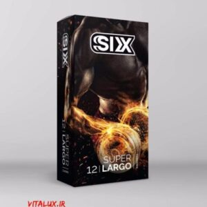 کاندوم سفت کننده و بزرگ کننده سیکس SUPER LARGO