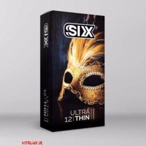کاندوم فوق العاده نازک و حساس سیکس ultra thin