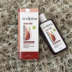 شامپو تقویت کننده اسکالپیا