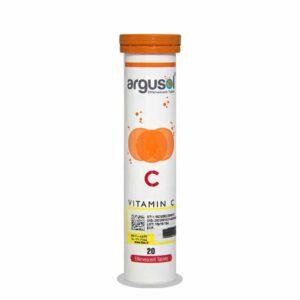 قرص جوشان ویتامین سی آرگوسول Vitamin C