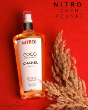 بادی اسپلش نیترو با رایحه کوکو شنل COCO CHANEL
