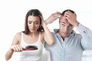 بهترین درمان ریزش مو در آقایان و خانمها